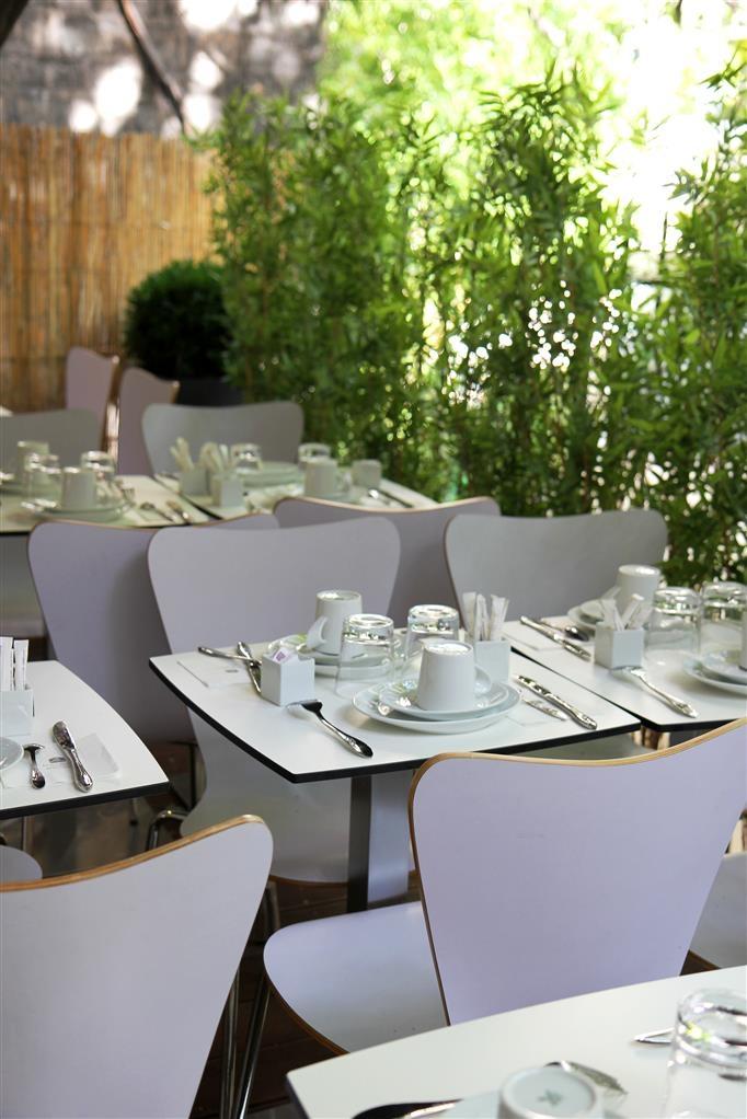 Best Western Hotel Le Montparnasse - Restaurant / Etablissement gastronomique