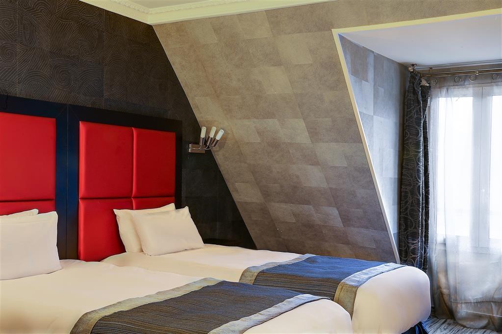 Best Western Plus Opera Batignolles - Guest Room