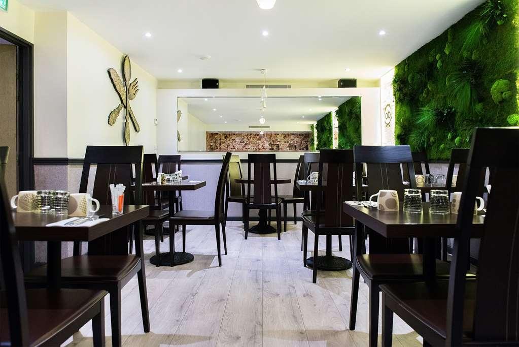 Best Western Plus Opera Batignolles - Breakfast Area