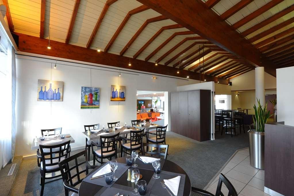 Best Western Saint-Etienne Aeroport - Restaurant / Etablissement gastronomique