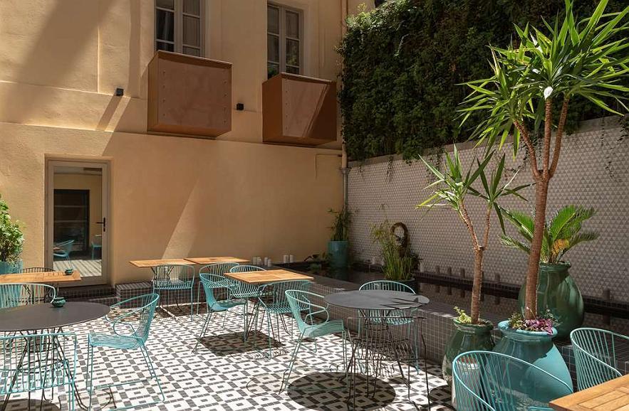 Best Western Plus Hotel La Joliette - Area esterna
