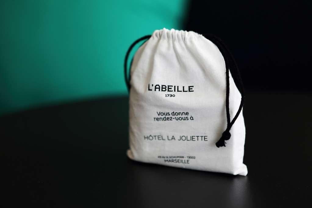 Best Western Plus Hotel La Joliette - Welcome Kit