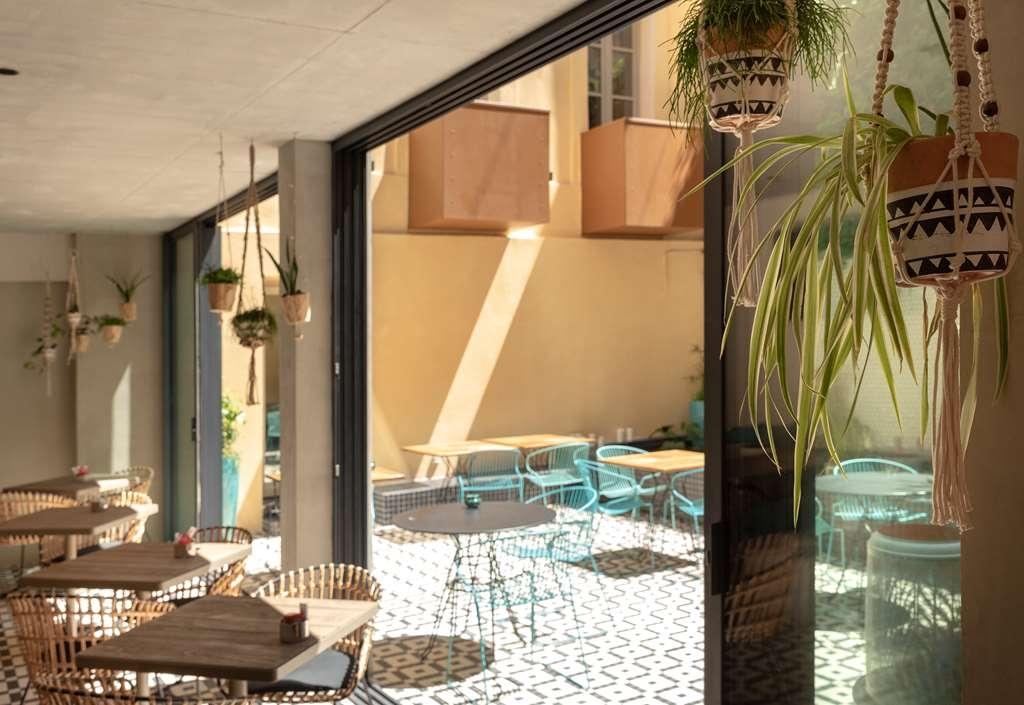 Best Western Plus Hotel La Joliette - Patio