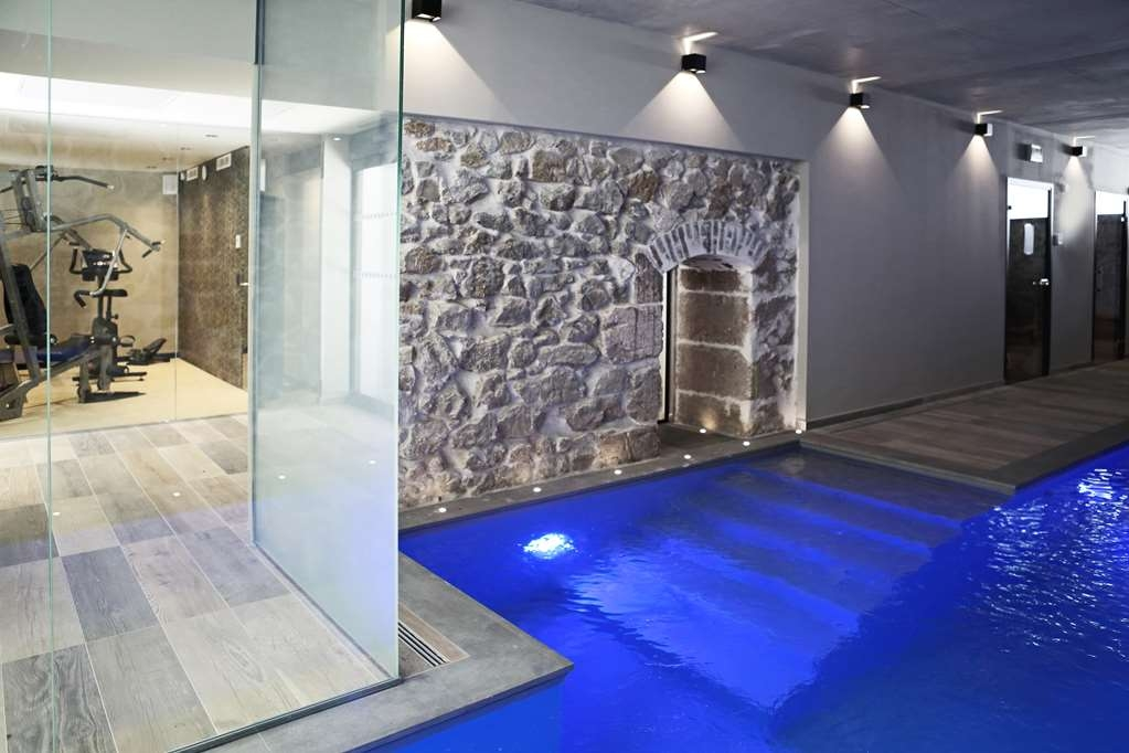 Best Western Plus Hotel La Joliette - Piscina