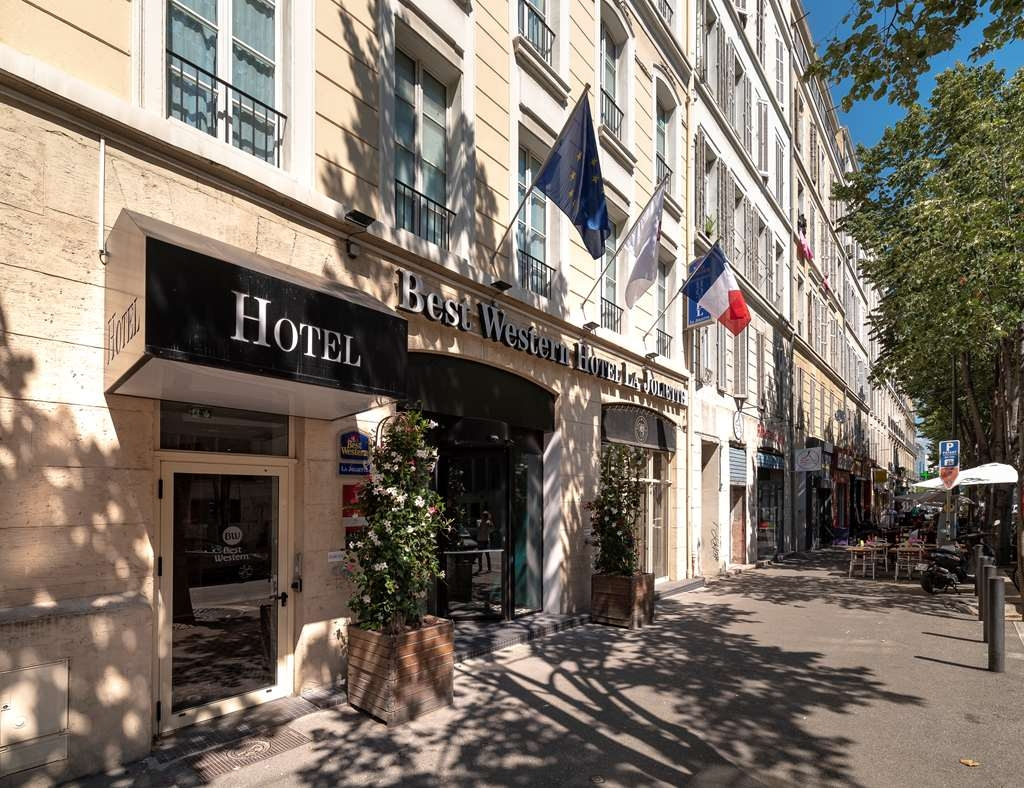 Best Western Plus Hotel La Joliette - Exterior