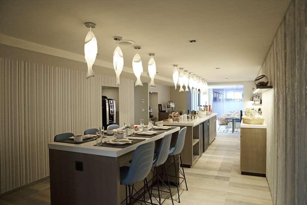 Best Western Plus Hotel La Joliette - Breakfast area