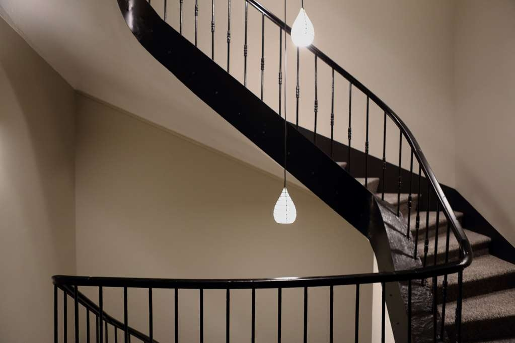 Best Western Plus Hotel La Joliette - Staircase
