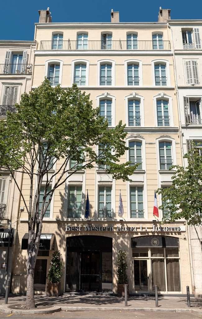 Best Western Plus Hotel La Joliette - Facciata dell'albergo