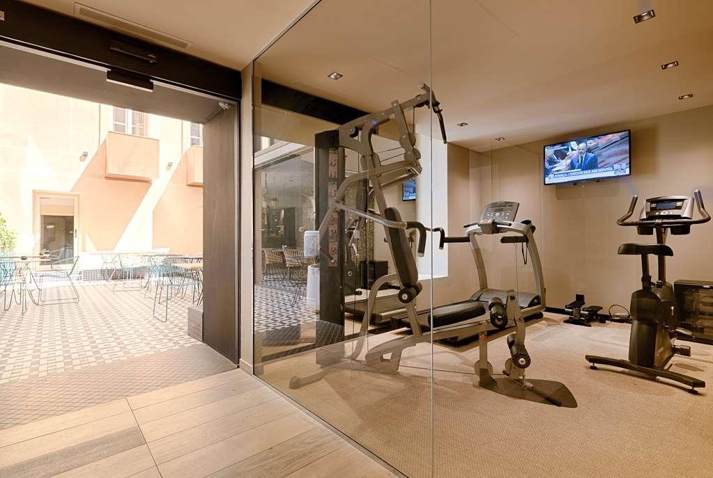 Best Western Plus Hotel La Joliette - Fitnessstudio