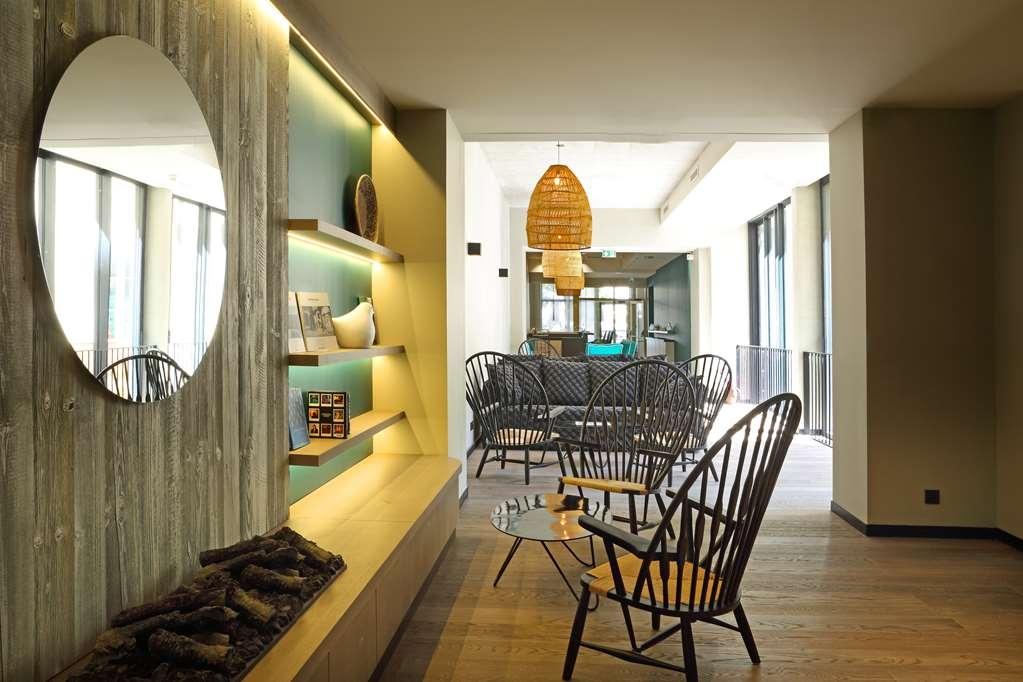 Best Western Plus Hotel La Joliette - Lobby