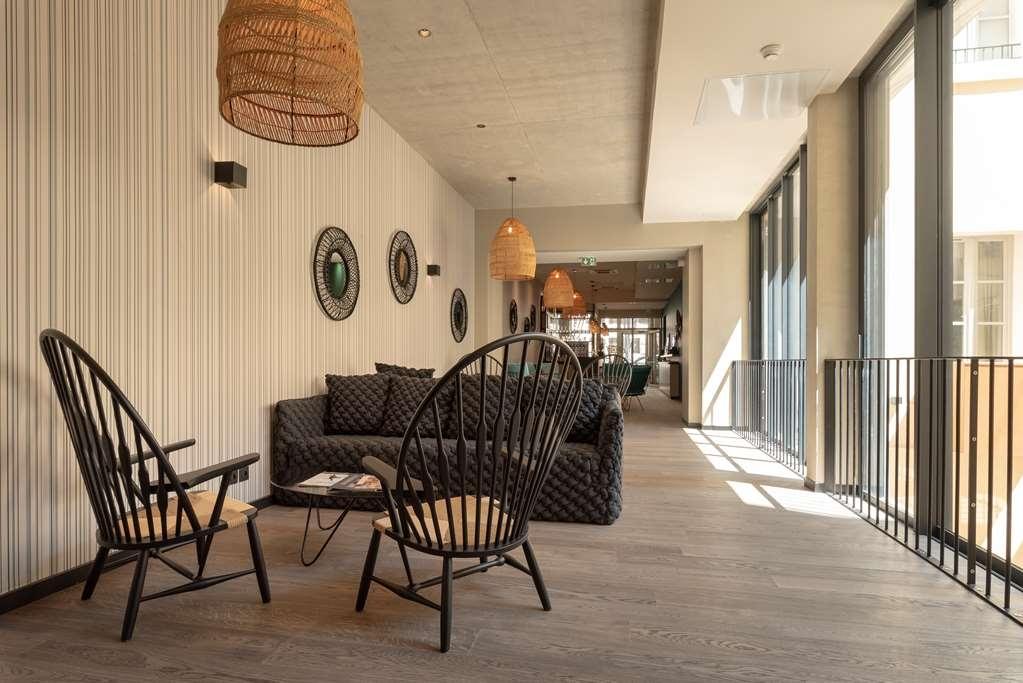 Best Western Plus Hotel La Joliette - Hall