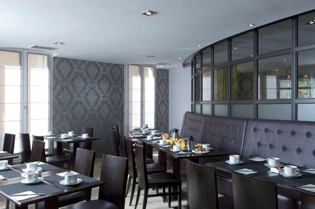 Best Western Hotel du Pont Wilson - Le petit déjeuner buffet