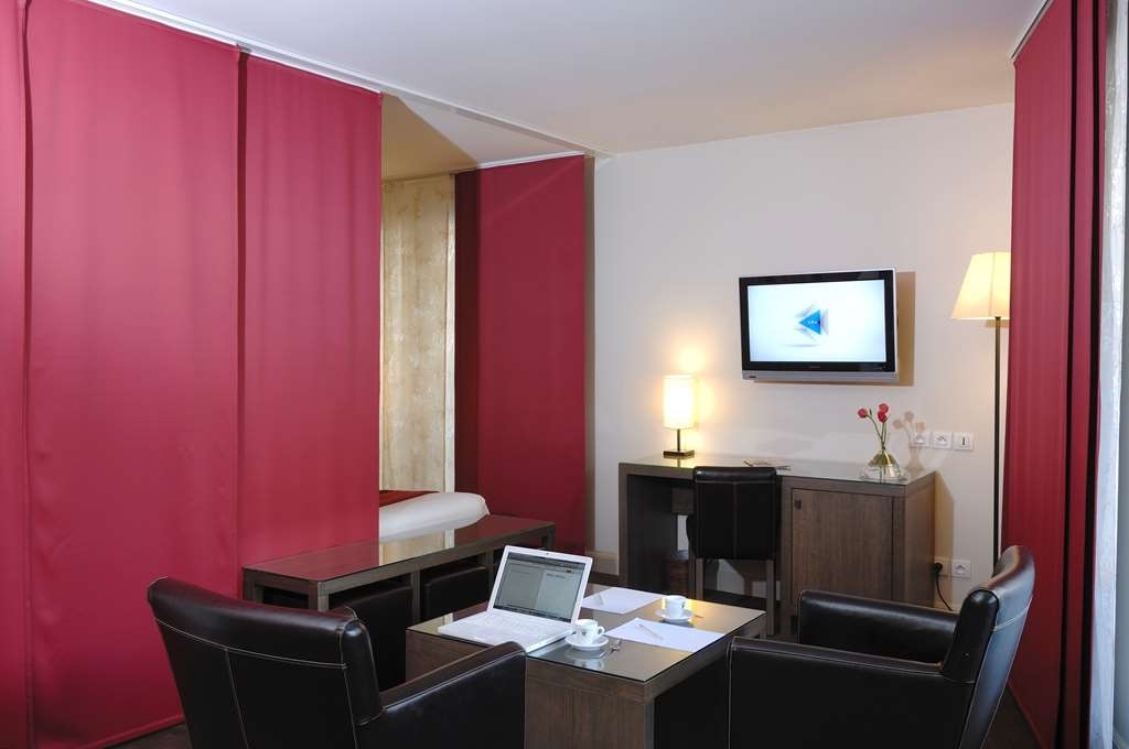 Best Western Hotel du Pont Wilson - Chambres / Logements