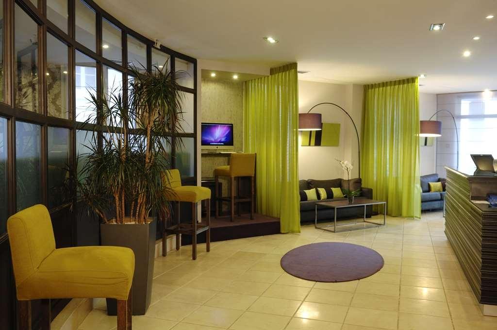Best Western Hotel du Pont Wilson - Vue du lobby