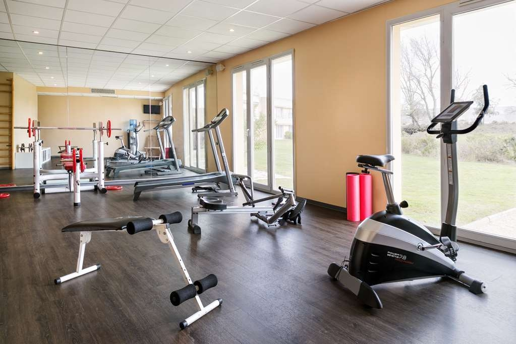 Sure Hotel by Best Western Aix Sainte Victoire - Fitness Room