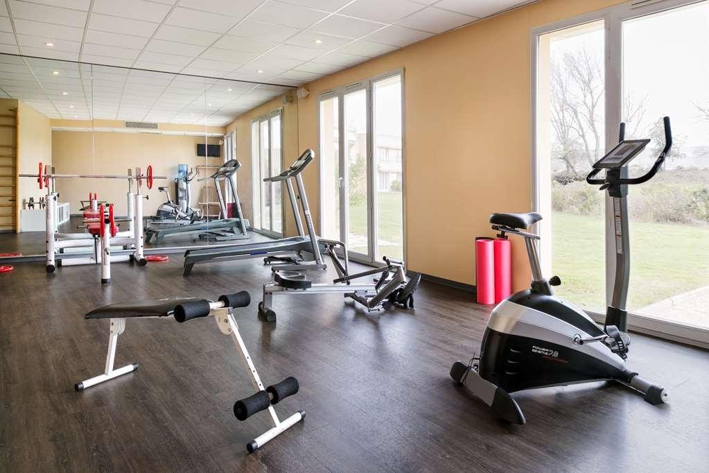 Best Western Aix Sainte Victoire - Fitness Room