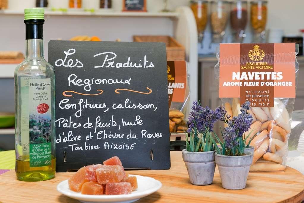 Best Western Aix Sainte Victoire - Prima colazione a buffet