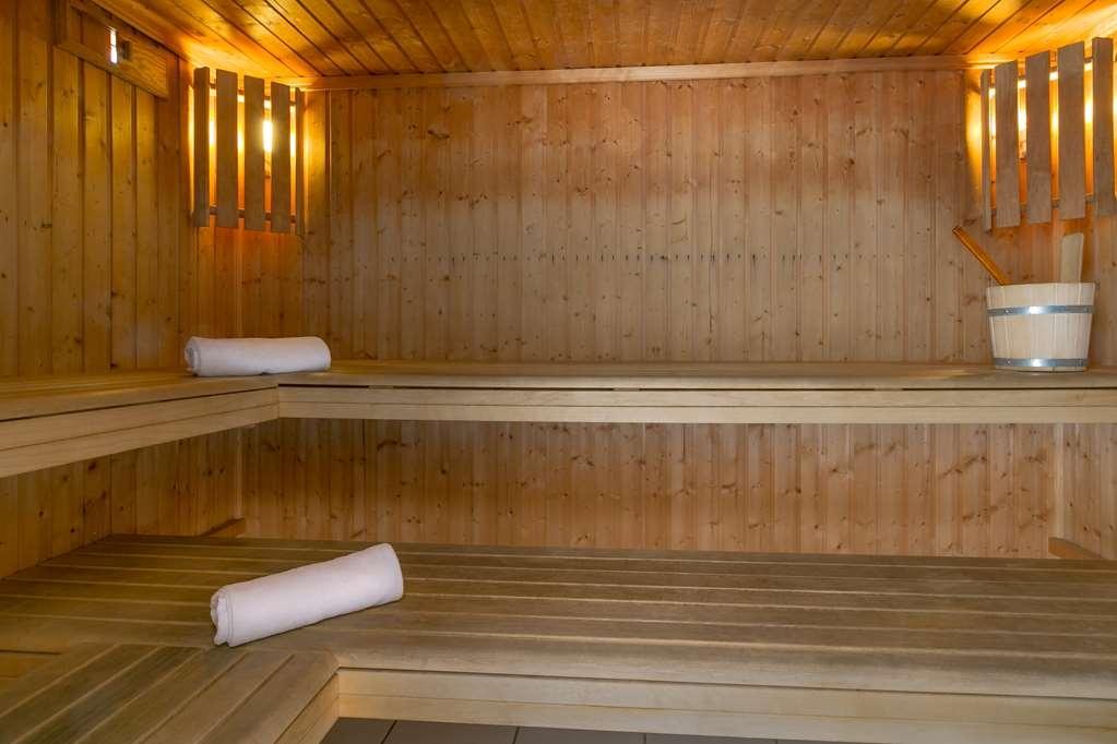 Best Western Aix Sainte Victoire - Sauna