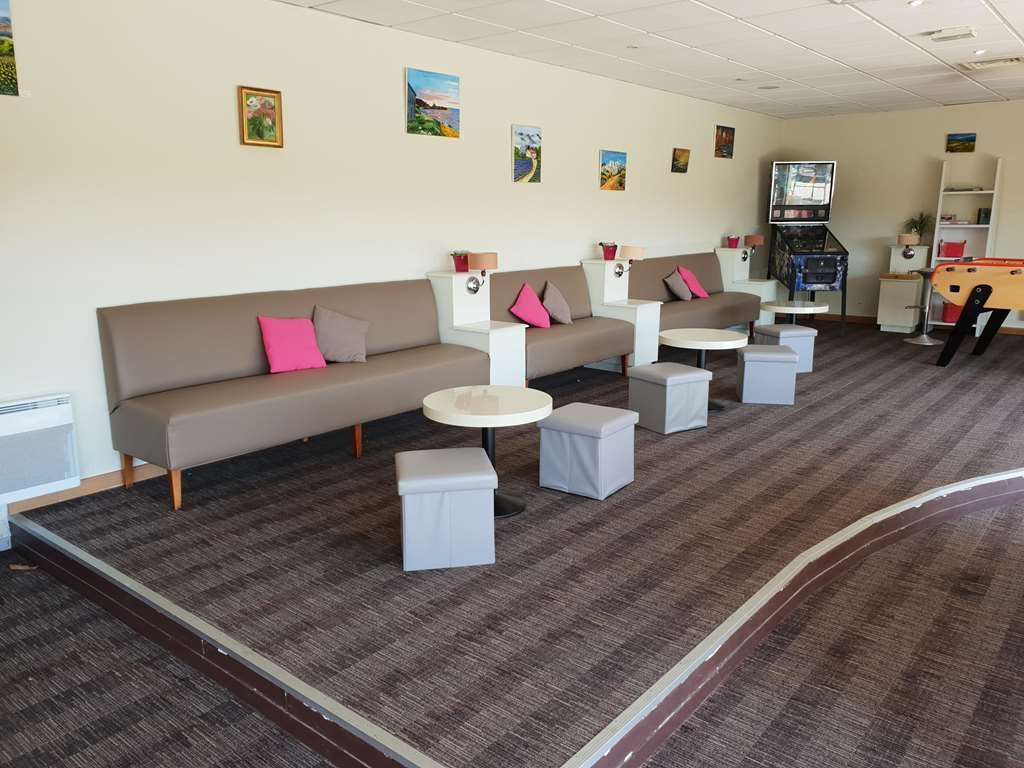 Sure Hotel by Best Western Aix Sainte Victoire - Bar / Lounge