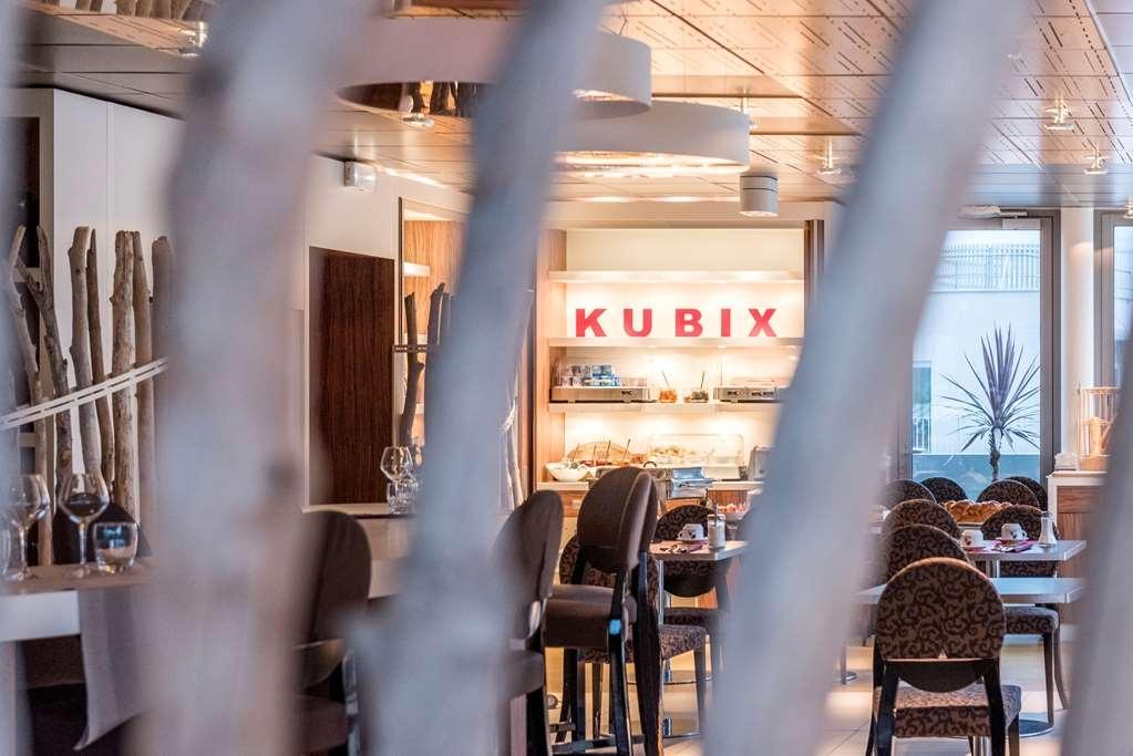 Best Western Aquakub - Le petit déjeuner buffet
