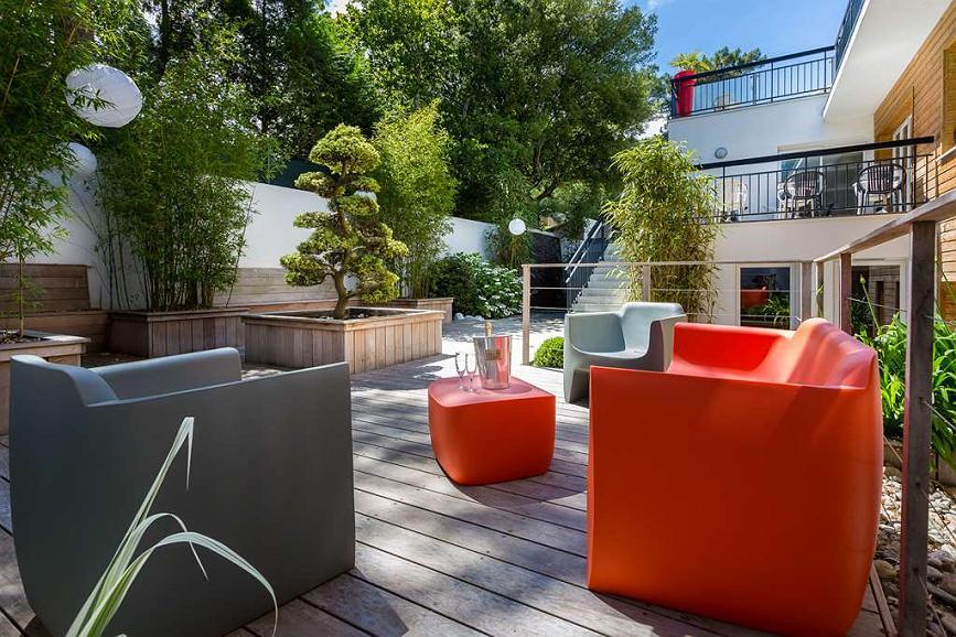 Best Western Hotel Garden & Spa - Vue extérieure