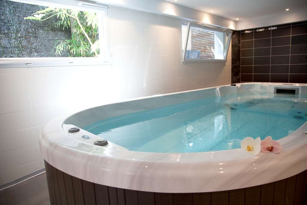 Best Western Hotel Garden & Spa - Vista de la piscina