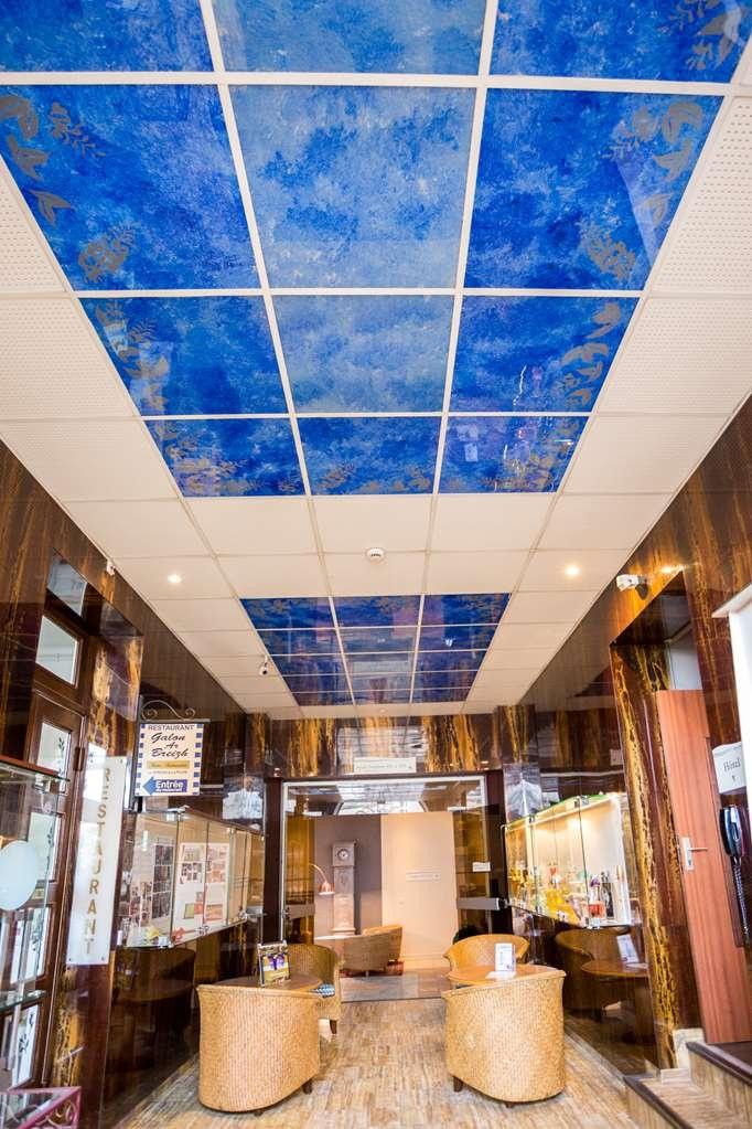 Best Western Hotel des Voyageurs - hall entree