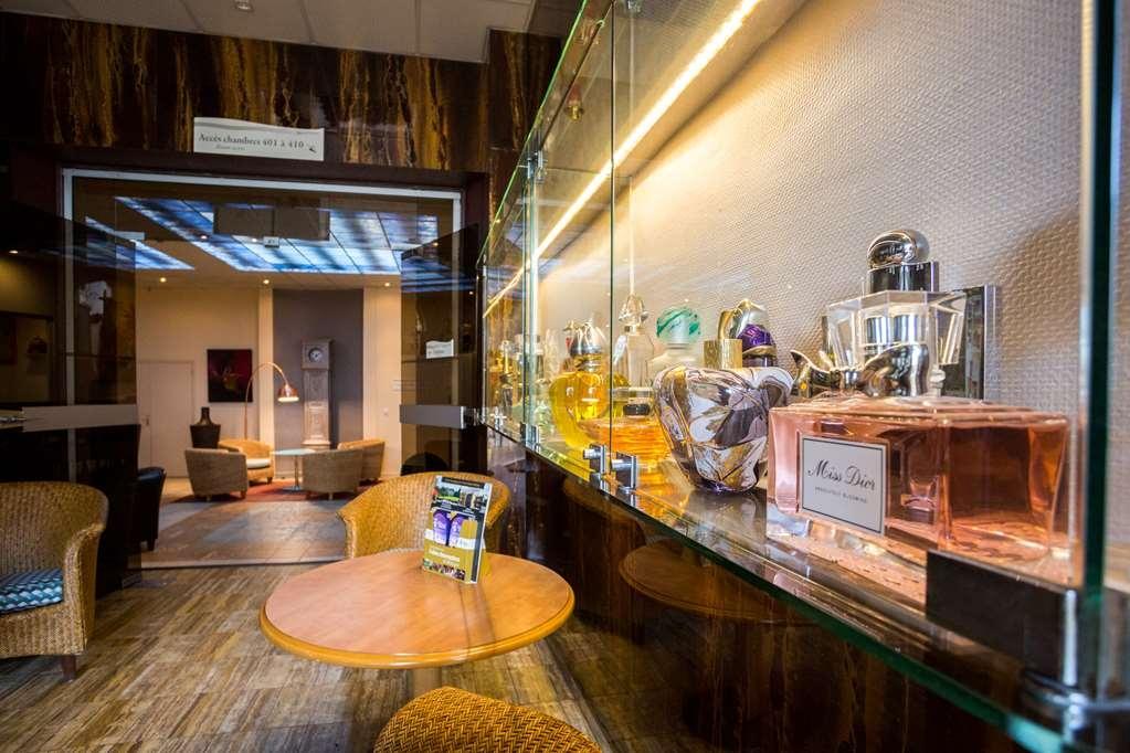 Best Western Hotel des Voyageurs - decor