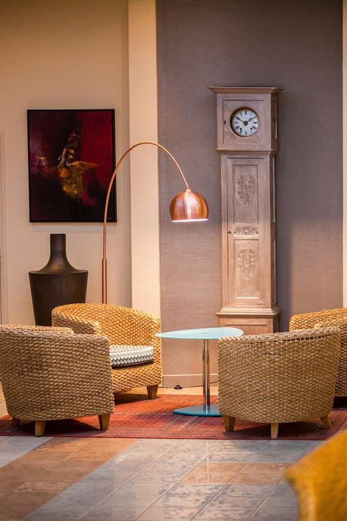 Best Western Hotel des Voyageurs - salle de bain