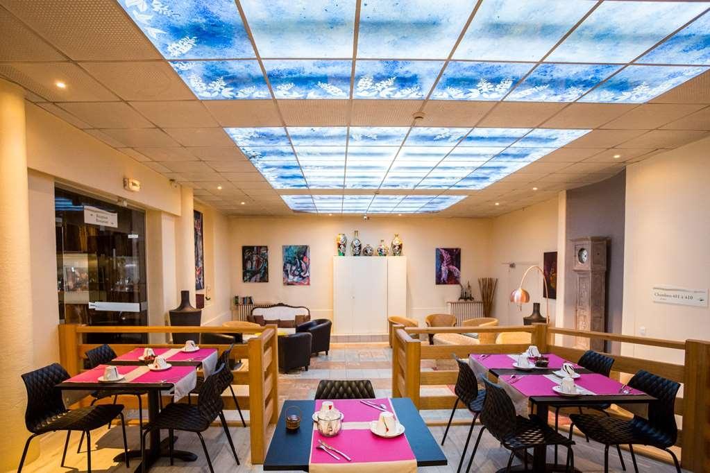 Best Western Hotel des Voyageurs - salle petit dejeuner