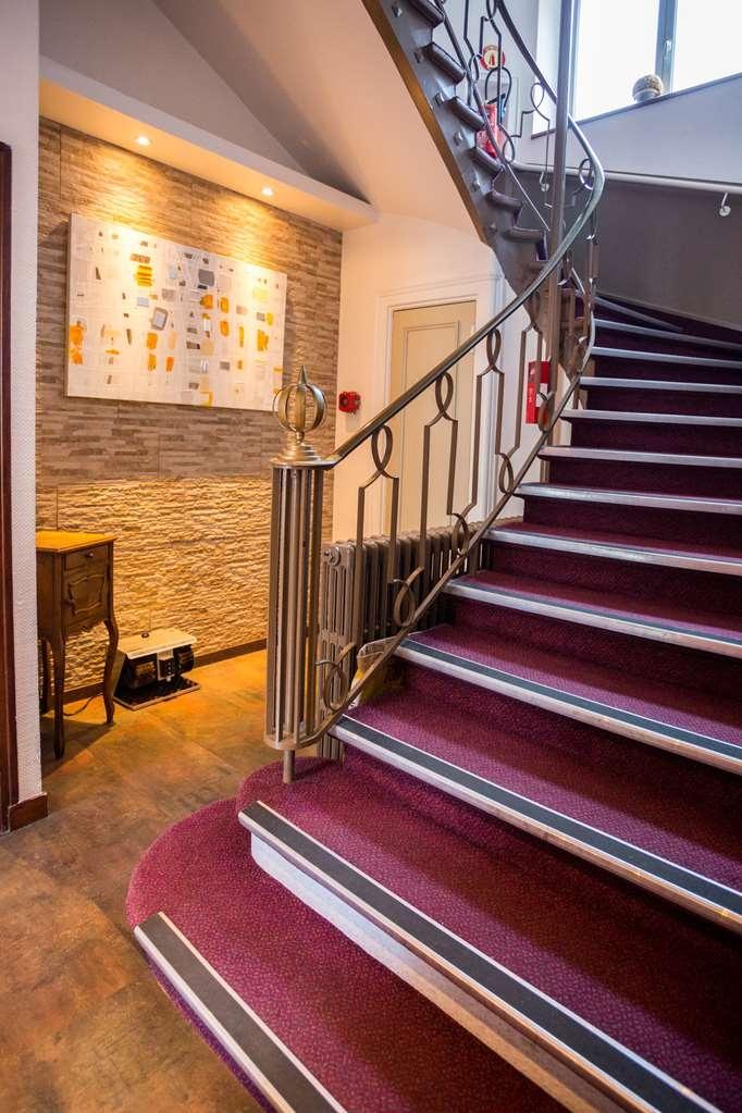 Best Western Hotel des Voyageurs - entree