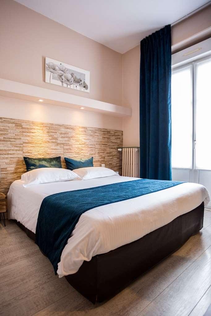 Best Western Hotel des Voyageurs - Camera standard
