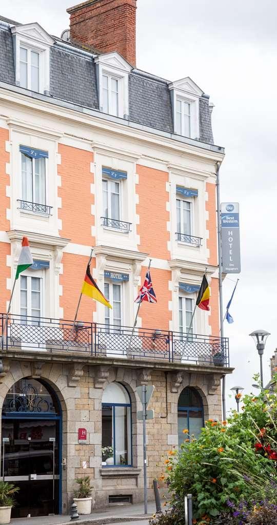 Best Western Hotel des Voyageurs - facade