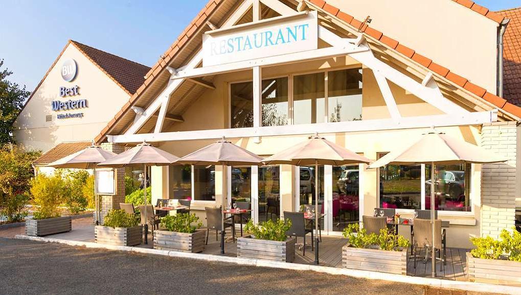 Hotel Best Western Amarys, Rambouillet