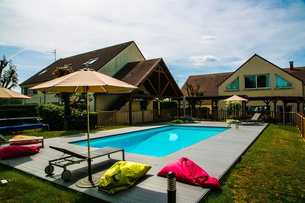 Best Western Amarys - Vista de la piscina