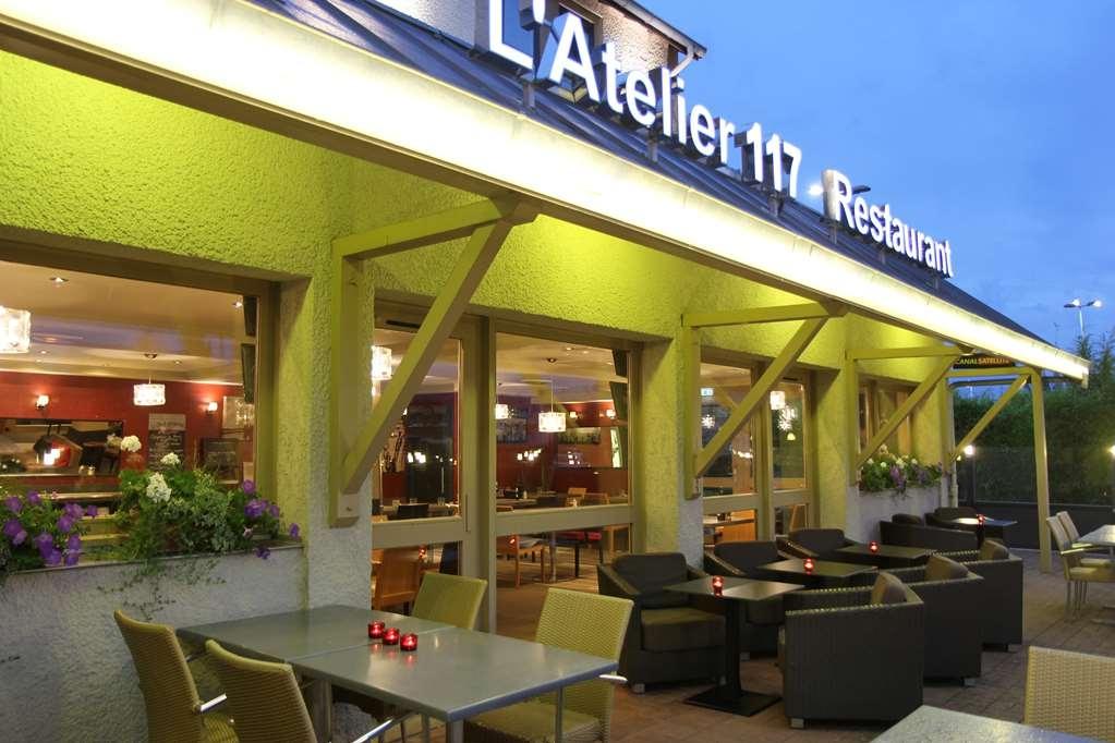 Best Western l'Atelier 117 - Restaurant / Gastronomie