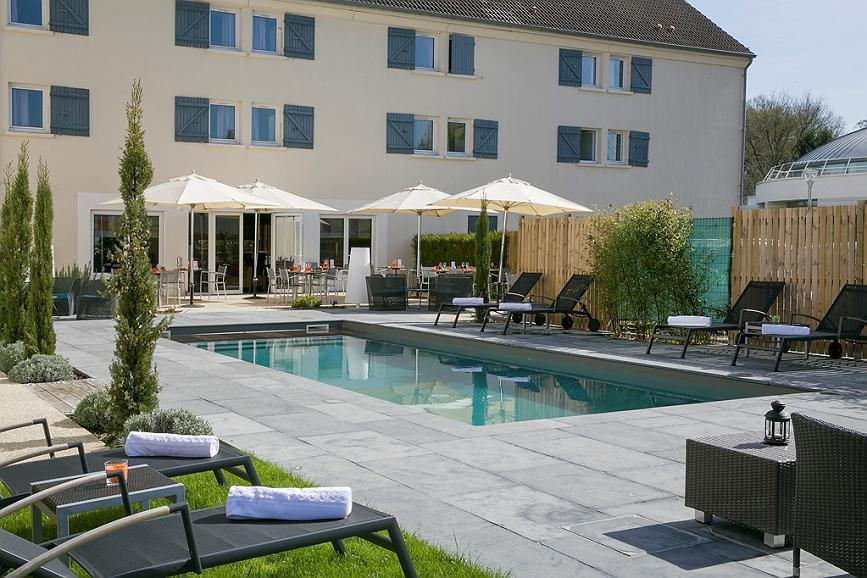 Best Western The Wish Versailles - Aussenansicht
