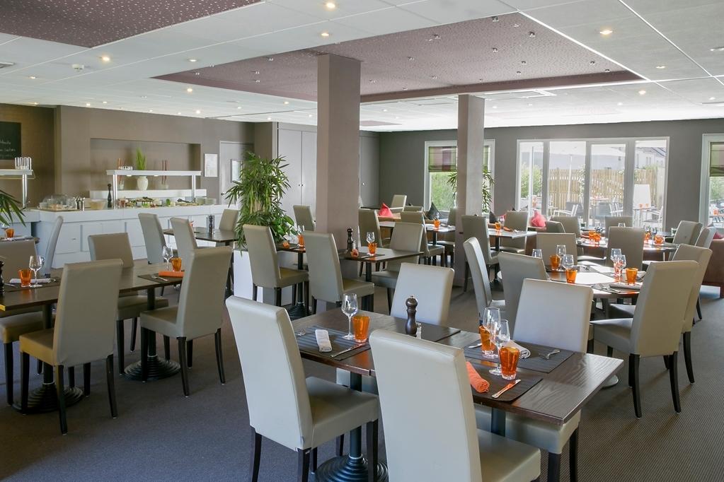 Best Western The Wish Versailles - Restaurante/Comedor