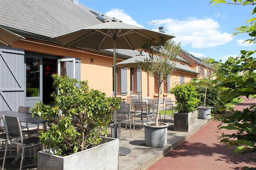 Best Western The Hotel Versailles - Facciata dell'hotel