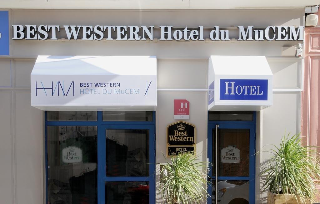 Best Western Hotel du Mucem - Best Western Hotel du Mucem