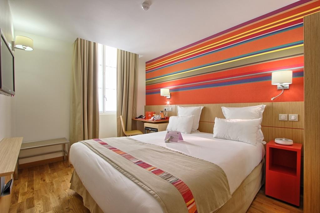 Best Western Hotel du Mucem - Habitaciones/Alojamientos