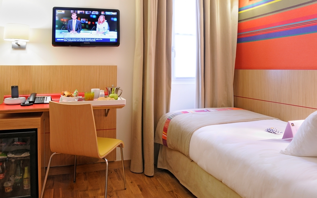 Best Western Hotel du Mucem - Guest Room