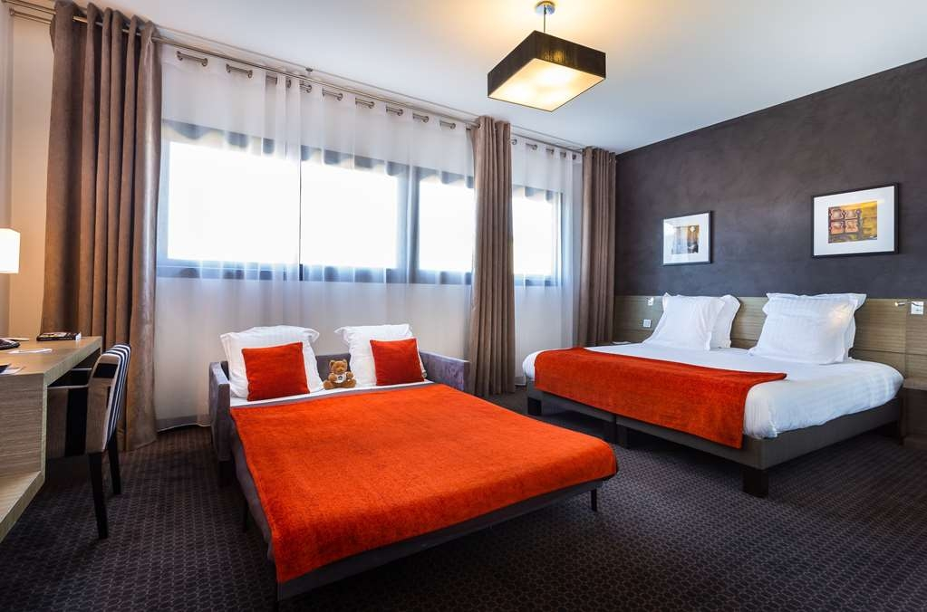 Best Western Hotel de la Cite and Spa - Habitaciones/Alojamientos