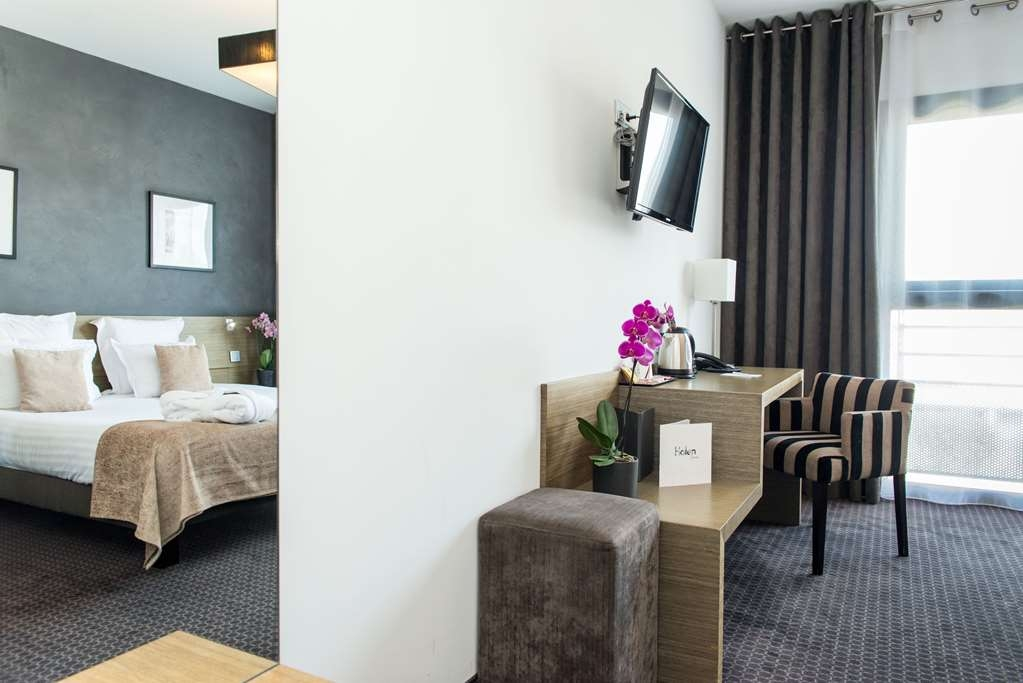 Best Western Hotel de la Cite and Spa - Camere / sistemazione