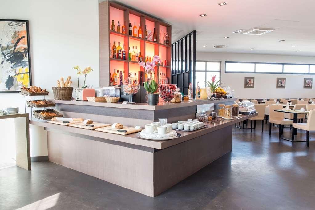 Best Western Hotel de la Cite and Spa - Breakfast