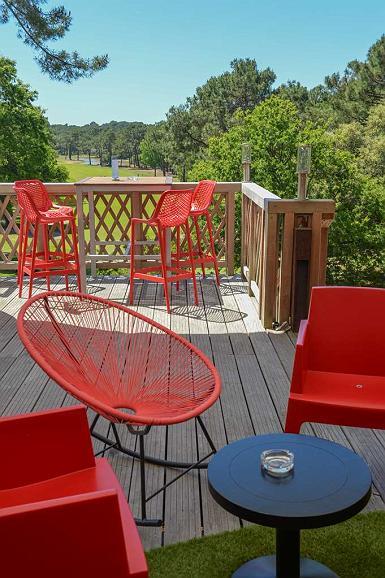 Best Western Golf Hotel Lacanau - Aussenansicht