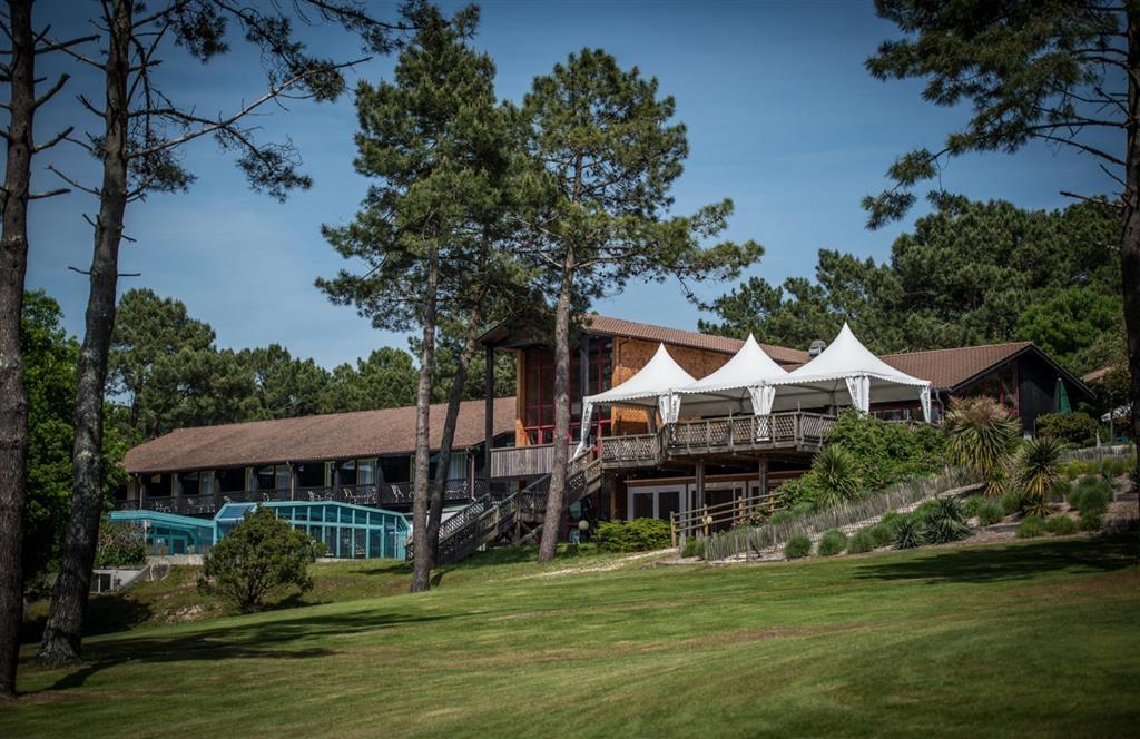 Best Western Golf Hotel Lacanau - Vue de l'extérieur
