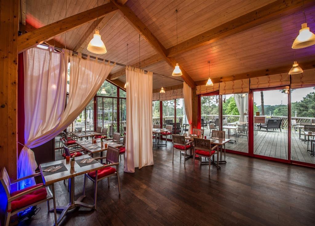 Best Western Golf Hotel Lacanau - Restaurante