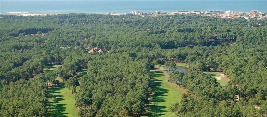 Best Western Golf Hotel Lacanau - Campo da golf