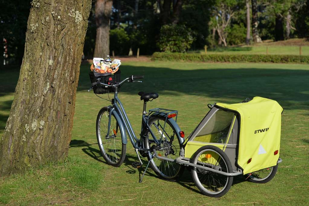 Best Western Golf Hotel Lacanau - Bike rental and picnic